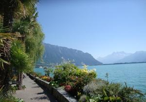 Riviera of Montreux