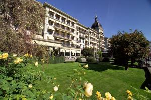 Victoria - Jungfrau Grand Hotel & Spa Tour, 5 Star Hotel In Interlaken Packages