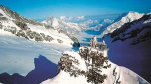 Jungfraujoch Tour - Top Of Europe Packages